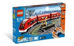 LEGO Trains Sets: Remote Control 7938 Passenger Train NEW