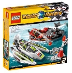 LEGO World Racers Sets: 8897 Jagged Jaws Reef NEW