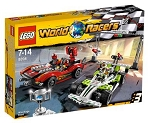 LEGO World Racers Sets: 8898 Wreckage Road NEW
