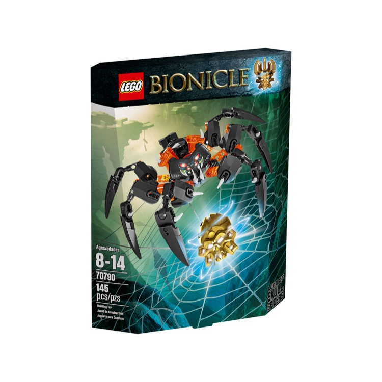 LEGO BIONICLE Sets: 70790 Lord of Skull Spiders NEW