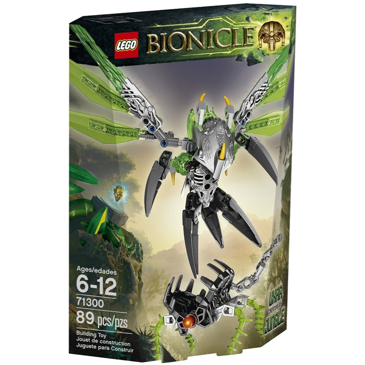 LEGO Bionicle Sets: 71300 Uxar - Creature of Jungle NEW