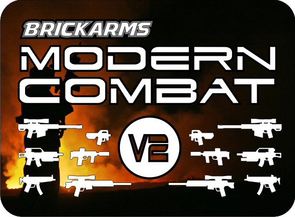 BrickArms: Modern Combat Pack v2