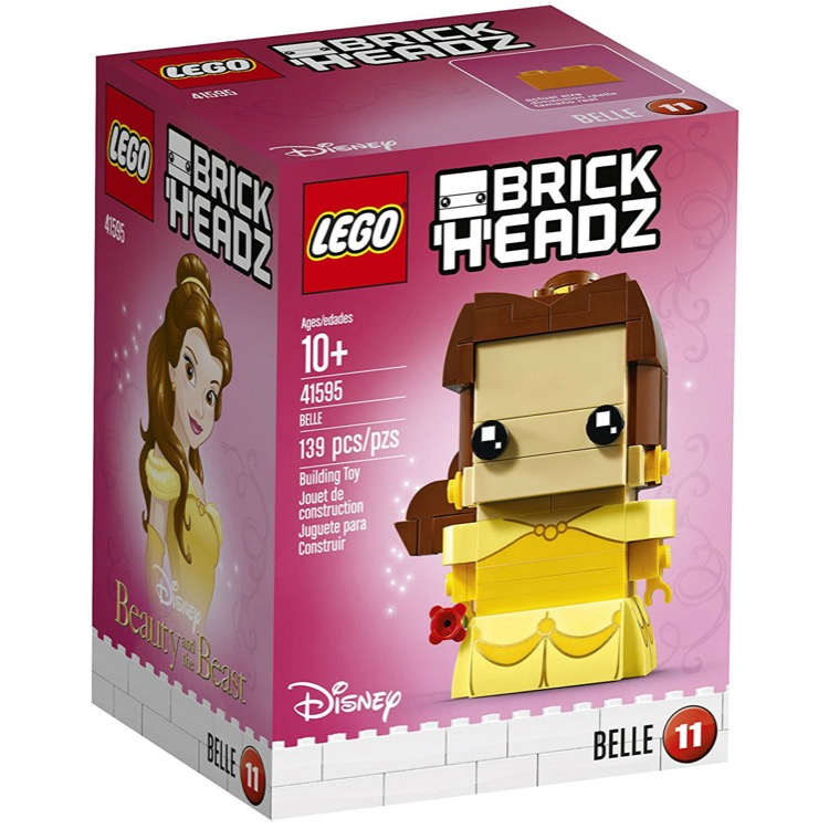 LEGO BrickHeadz Sets: 41595 Belle NEW
