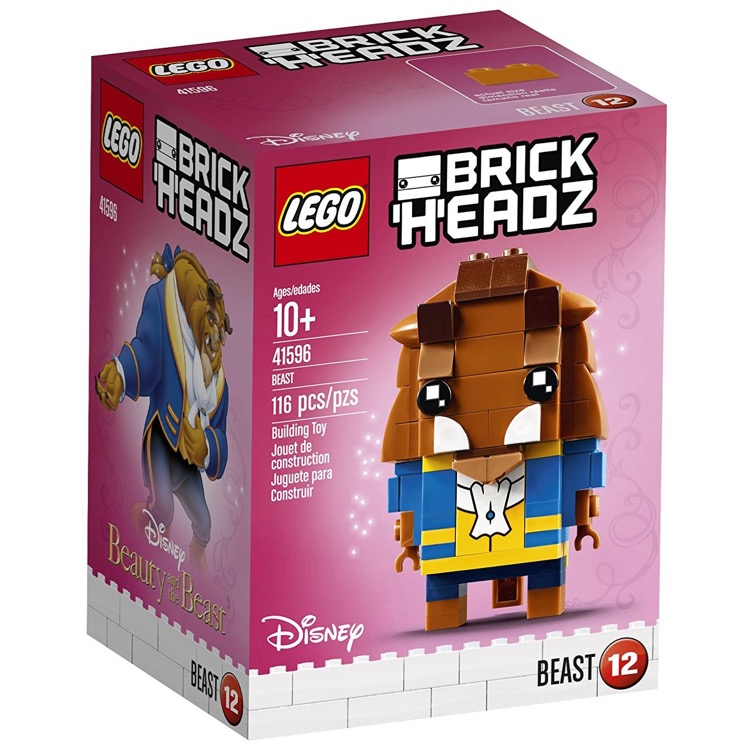 LEGO BrickHeadz Sets: 41596 Beast NEW
