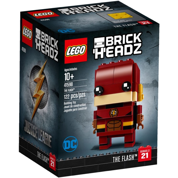 LEGO BrickHeadz Sets: 41598 The Flash NEW