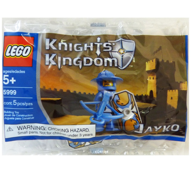 LEGO Castle Sets: Knights' Kingdom II 5999 Jayko NEW