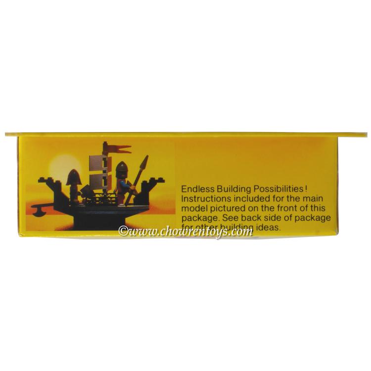 LEGO Castle Sets: Crusaders 6017 King's Oarsmen NEW