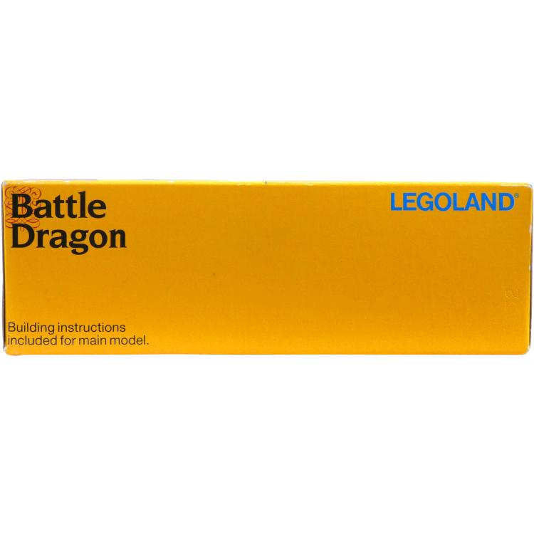 LEGO Castle Sets: LEGOLAND Castle 6018 Battle Dragon NEW
