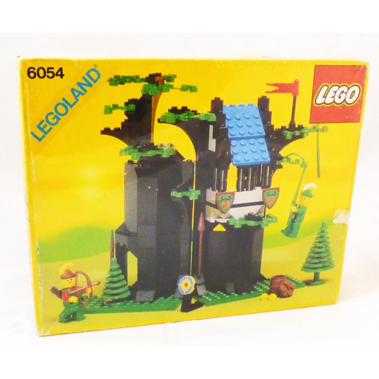 LEGO Castle Sets: Forestman 6054 Forestmen's Hideout NEW *Mark on Box* @Y