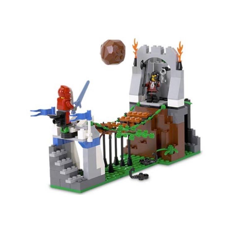 Lego Castle Sets Knights Kingdom Ii 8778 Border Ambush New