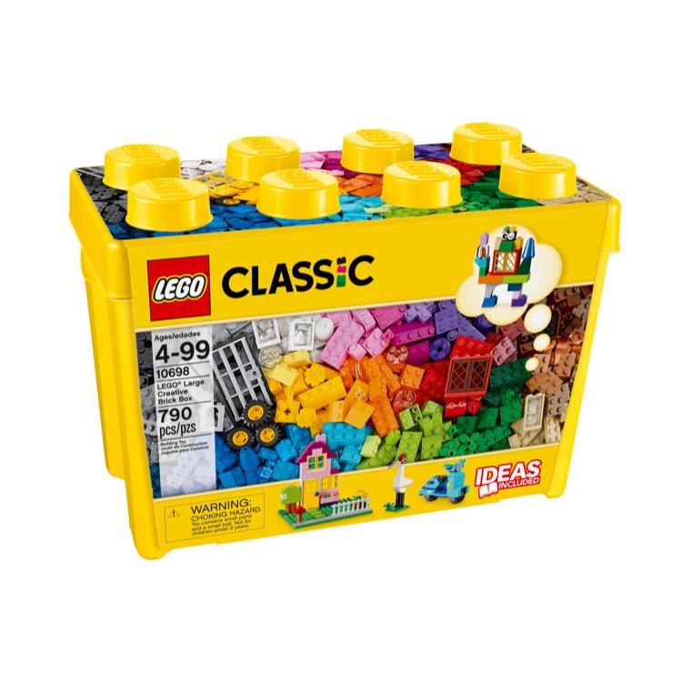 LEGO Classic Sets: 10698 LEGO Large Creative Brick Box NEW
