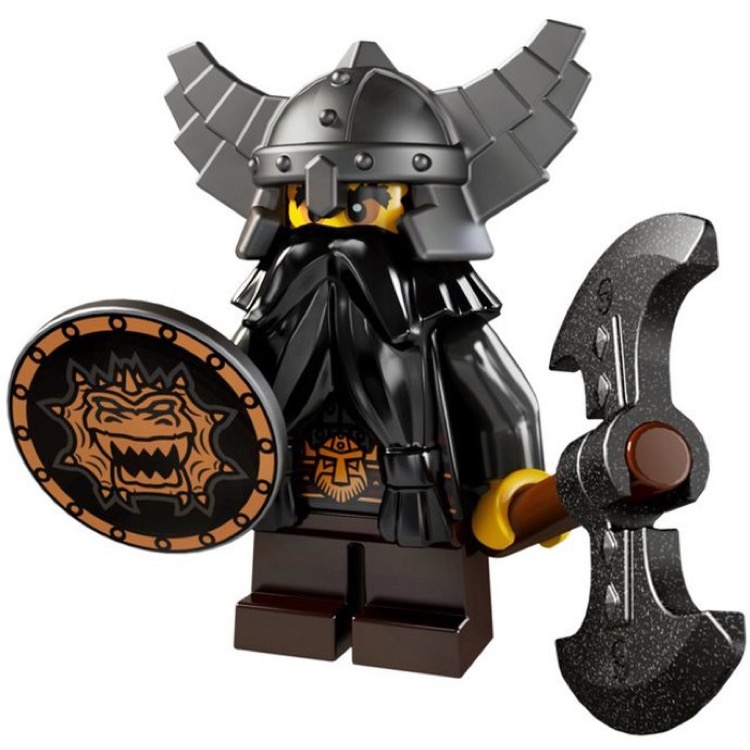 LEGO Collectible Minifigures: 8805 Series 5 Evil Dwarf NEW