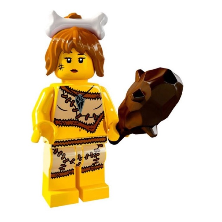 LEGO Collectible Minifigures: 8805 Series 5 Cave Woman NEW
