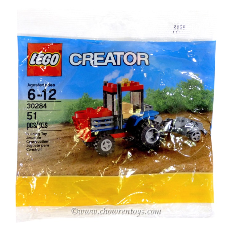 LEGO Creator Sets: 30284 Tractor NEW