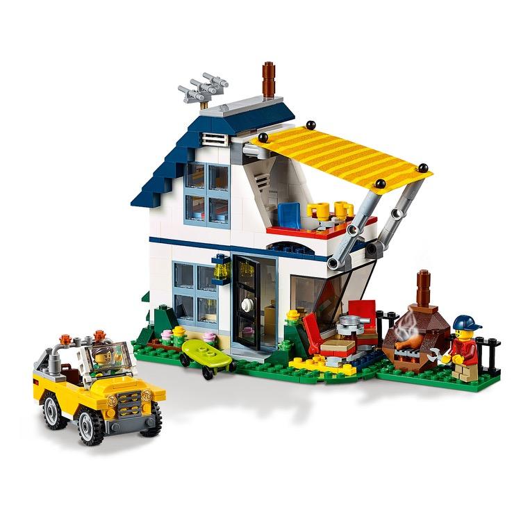 lego creator sets 31052 vacation getaways new. Black Bedroom Furniture Sets. Home Design Ideas