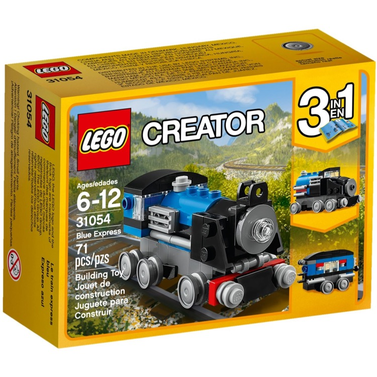 LEGO Creator Sets: 31054 Blue Express  NEW