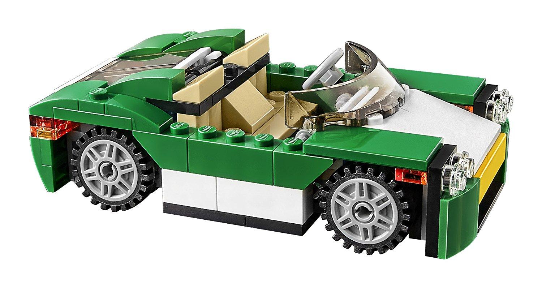 lego creator sets 31056 green cruiser new. Black Bedroom Furniture Sets. Home Design Ideas