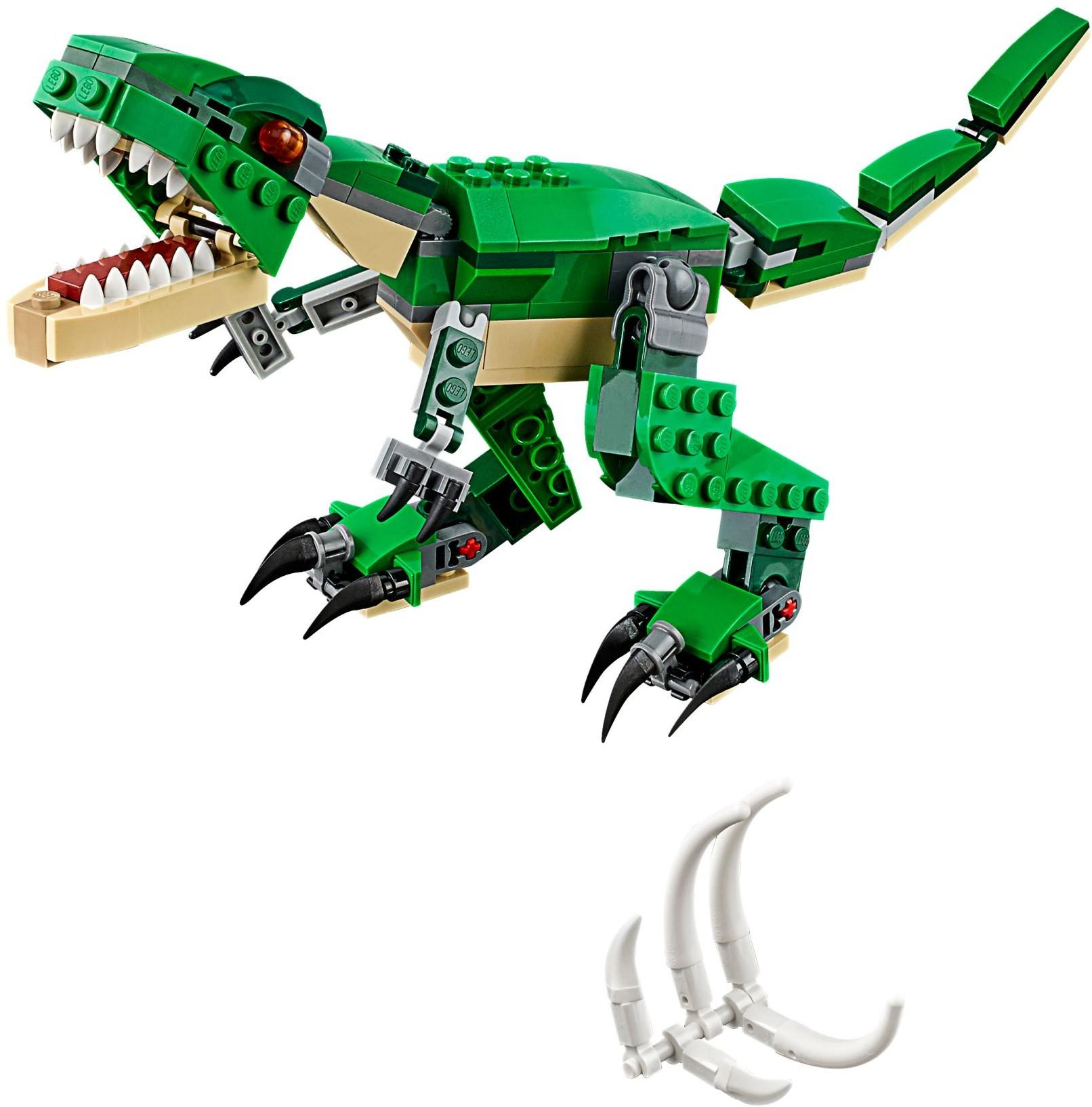 LEGO Creator Sets: 31058 Mighty Dinosaurs NEW