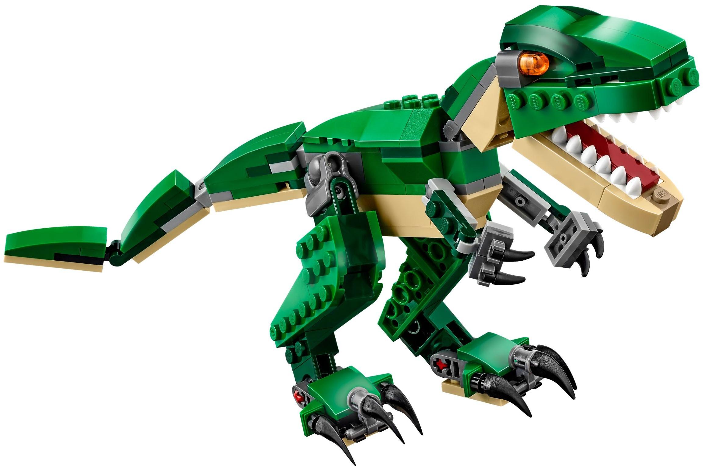 Lego creator sets 31058 mighty dinosaurs new - Lego dinosaures ...