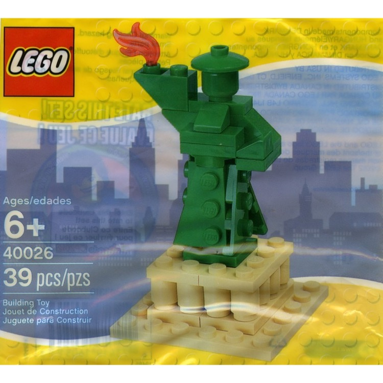 LEGO Creator Sets: 40026 Statue of Liberty NEW