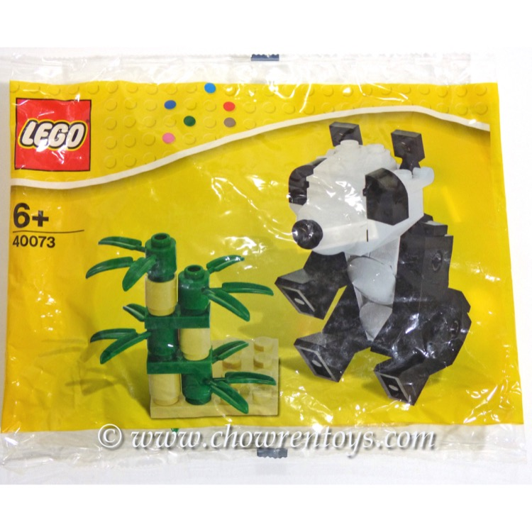 LEGO Creator Sets: 40073 Panda NEW