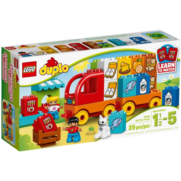LEGO DUPLO Sets: 10818 My First Truck NEW
