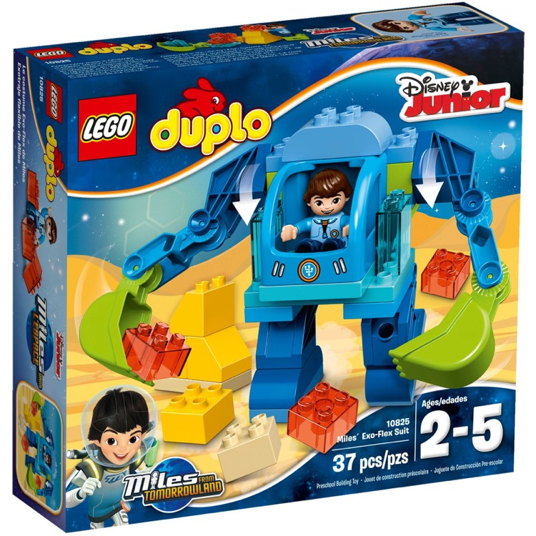LEGO DUPLO Sets: 10825 Miles' Exo-Flex Suit NEW