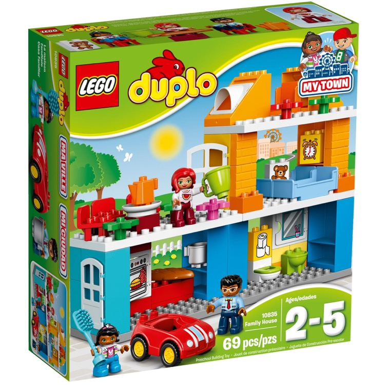 LEGO DUPLO Sets: 10835 Family House NEW