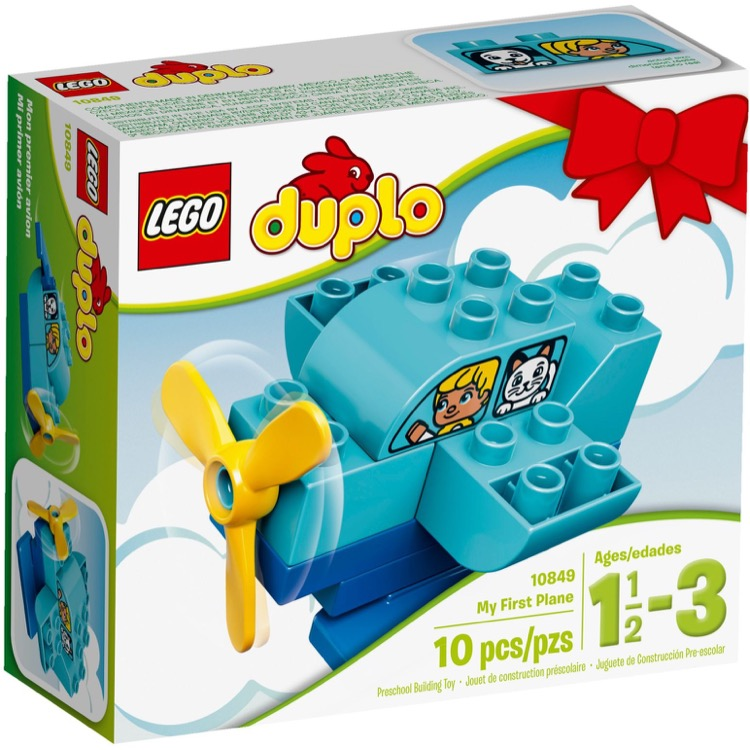 LEGO DUPLO Sets: 10849 My First Plane NEW