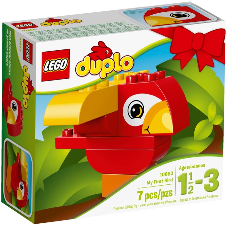 LEGO DUPLO Sets: 10852 My First Parrot NEW