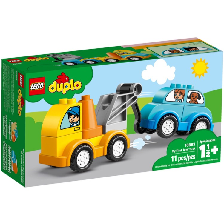 LEGO DUPLO Sets: 10883 My First Tow Truck NEW