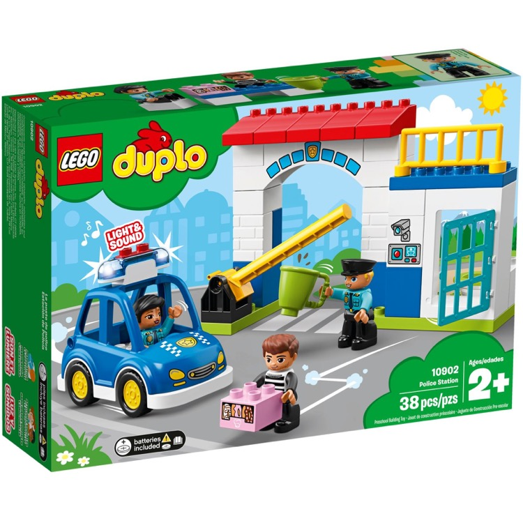 LEGO DUPLO Sets: 10902 Police Station NEW