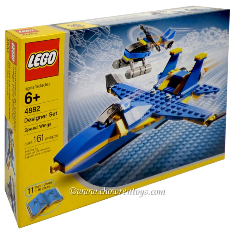 LEGO Designer Sets: 4882 Speed Wings NEW