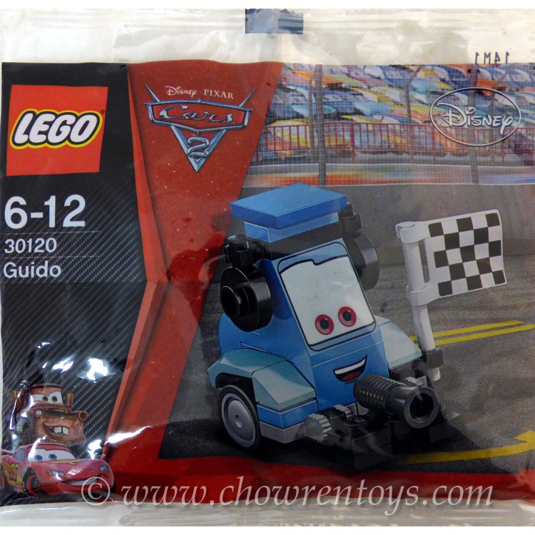 LEGO Disney Sets: Cars 30120 Guido NEW
