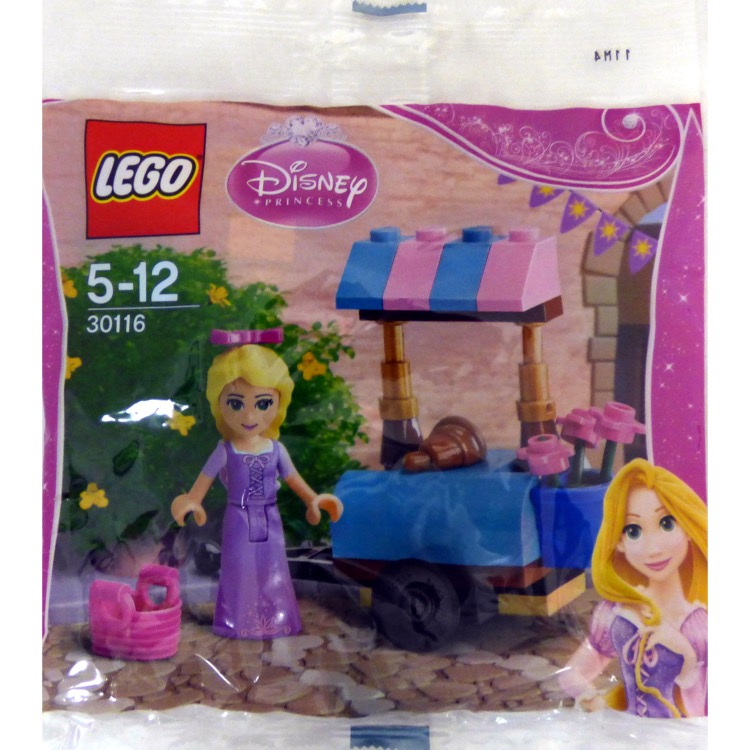 LEGO Disney Princess Sets: Tangled 30116 Rapunzel's Market Visit NEW