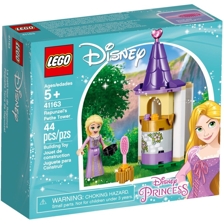 LEGO Disney Princess Sets: 41163 Rapunzel's Petite Tower NEW