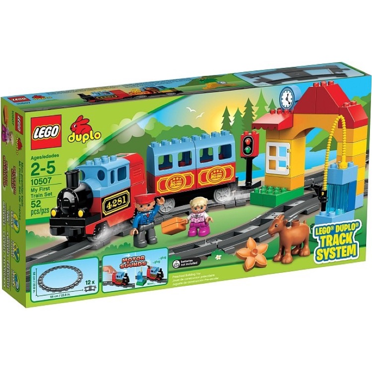 LEGO DUPLO Sets: 10507 My First Train Set NEW