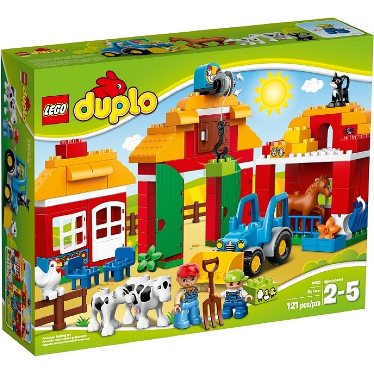 LEGO DUPLO Sets: 10525 Big Farm NEW