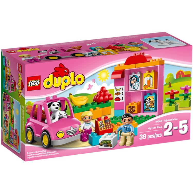 LEGO DUPLO Sets: 10546 My First Shop NEW