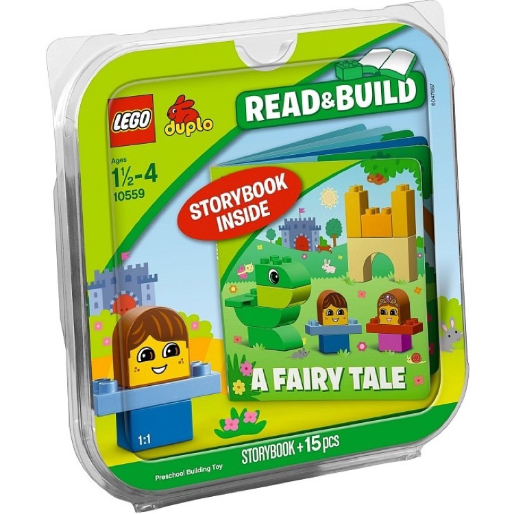 LEGO DUPLO Sets: 10559 A Fairy Tale NEW
