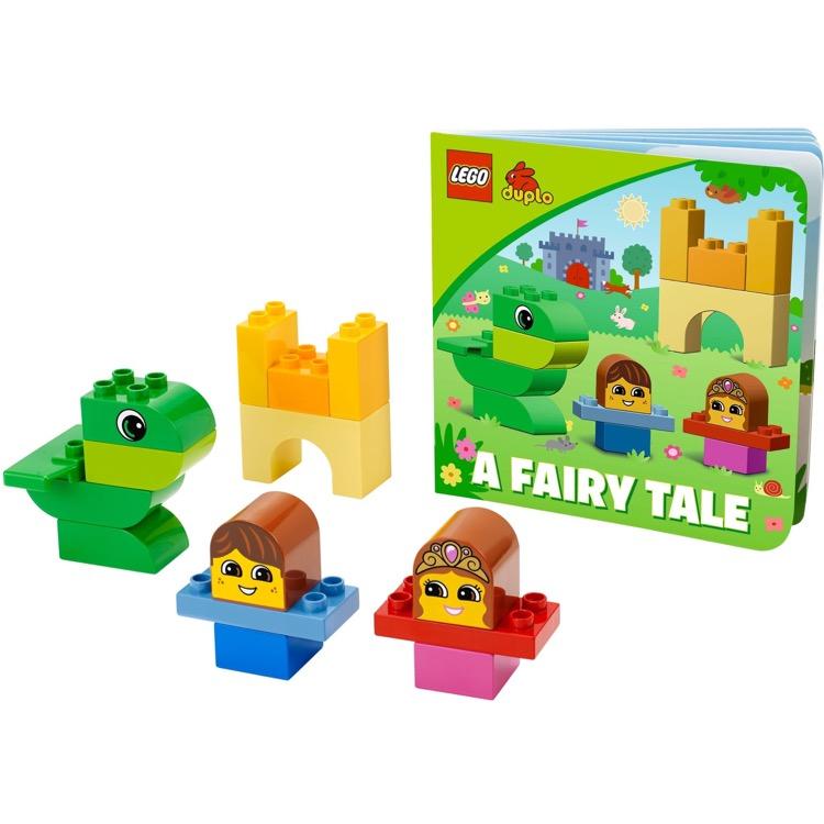 Lego duplo sets 10559 a fairy tale new for Modele maison lego duplo