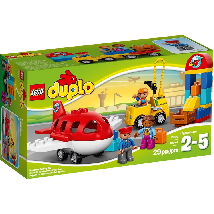 LEGO DUPLO Sets: 10590 Airport NEW