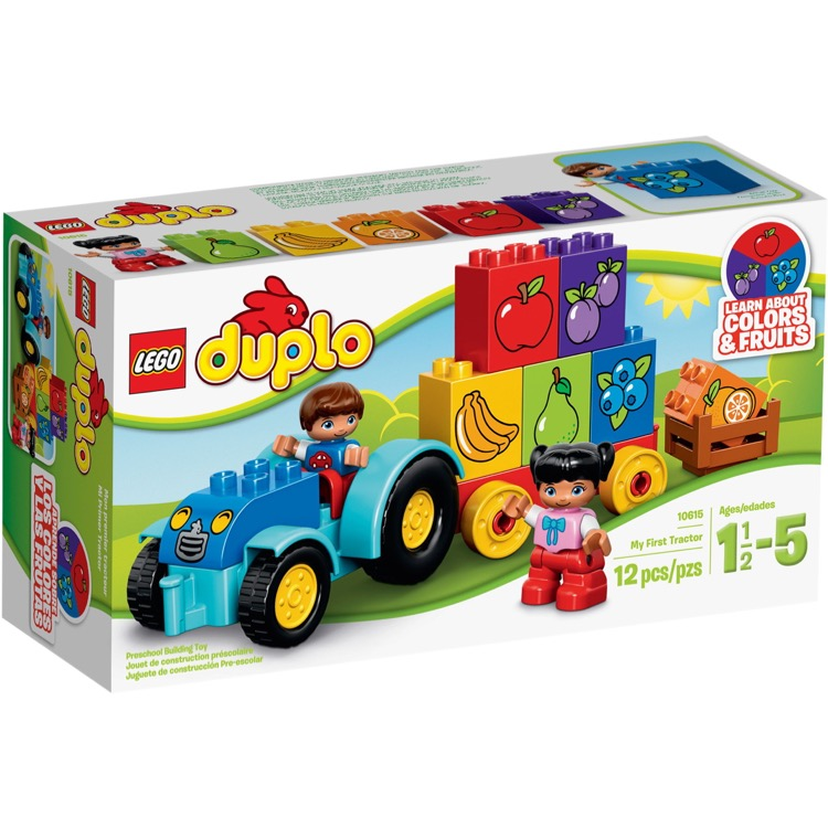 LEGO DUPLO Sets: 10615 My First Tractor NEW