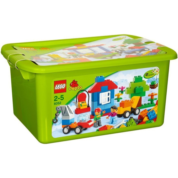 LEGO DUPLO Sets: 6052 My First LEGO DUPLO Vehicle Set NEW