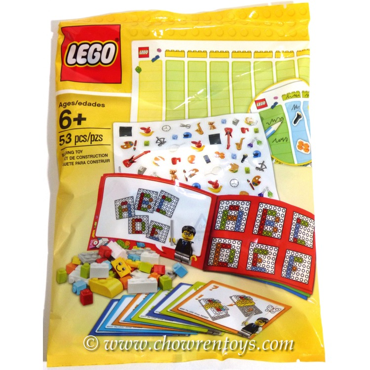 LEGO Education Sets: 5004933 Build to Learn NEW