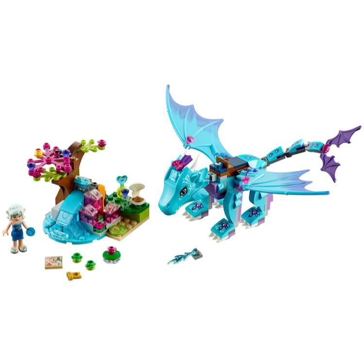 lego elves sets 41172 the water dragon adventure new. Black Bedroom Furniture Sets. Home Design Ideas