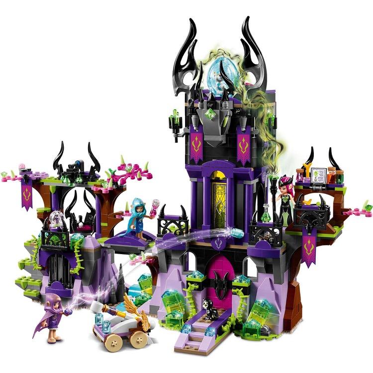LEGO Elves Sets: 41180 Ragana's Magic Shadow Castle NEW