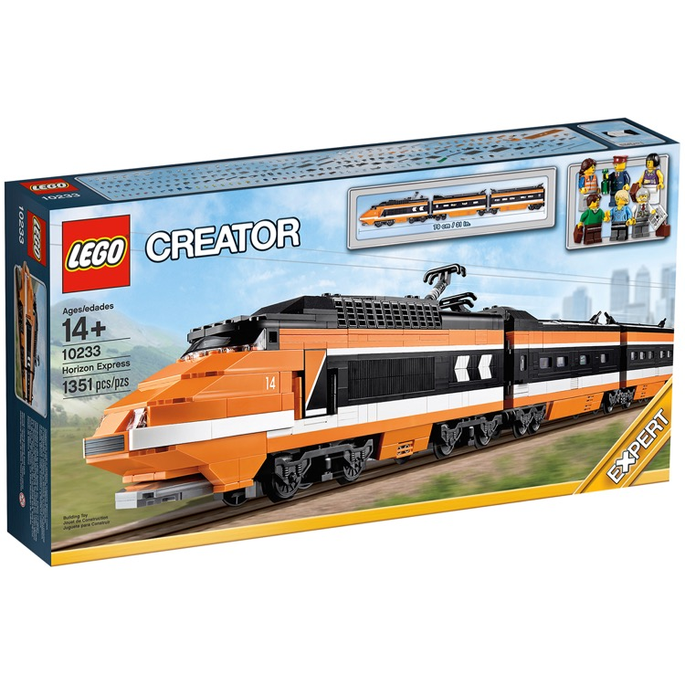 LEGO Exclusives Sets: Trains 10233 Horizon Express NEW