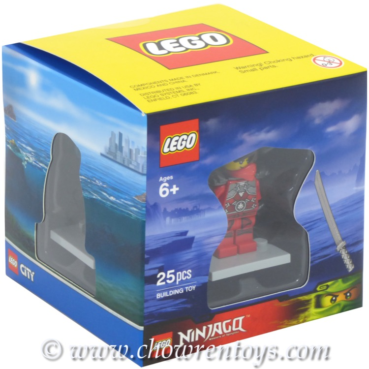 LEGO Exclusives Sets: 5004077 Target Promotional 2015 Minifigure Gift Set NEW