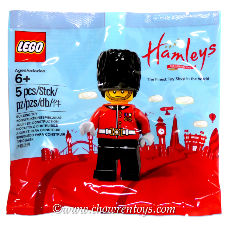 LEGO Exclusives Sets: 5005233 Hamleys Royal Guard NEW